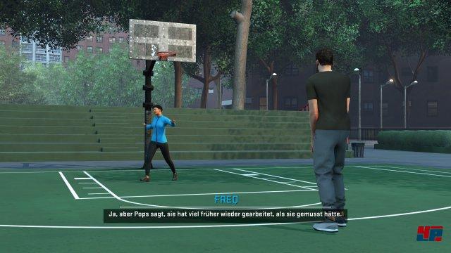 Screenshot - NBA 2K16 (PlayStation4)