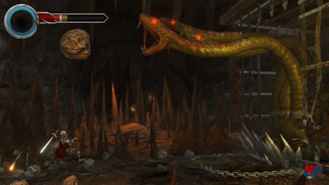 Screenshot - Castle of Heart (Switch) 92560145