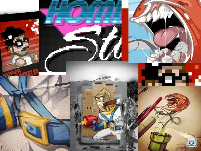 Screenshot - We Love 8Bit - Retro Games Art Show (Allgemein) 92442622