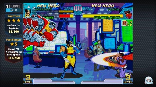 Screenshot - Marvel vs. Capcom Origins (360) 2396657