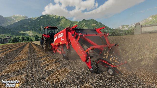 Screenshot - Landwirtschafts-Simulator 19 (Mac, PC, PS4, Stadia, One) 92632949