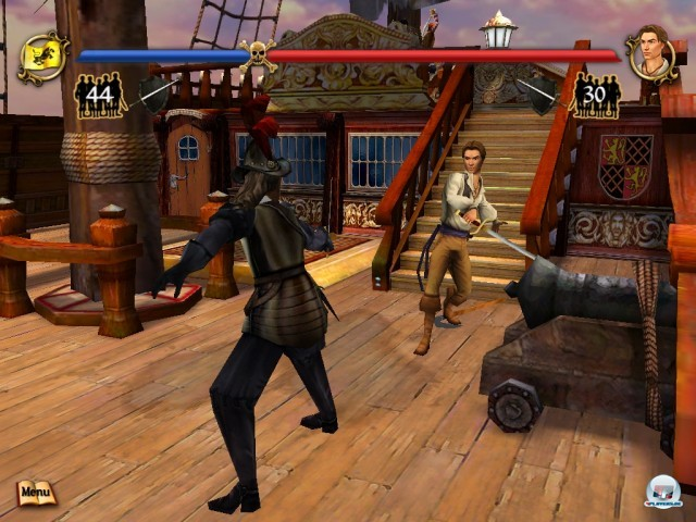 Screenshot - Sid Meier's Pirates! (iPad) 2242117