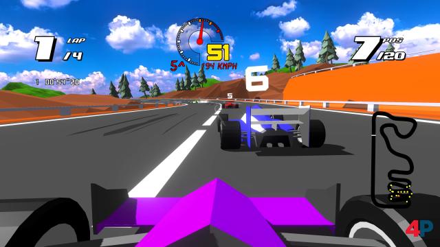 Screenshot -  Formula Retro Racing (PC) 92613406