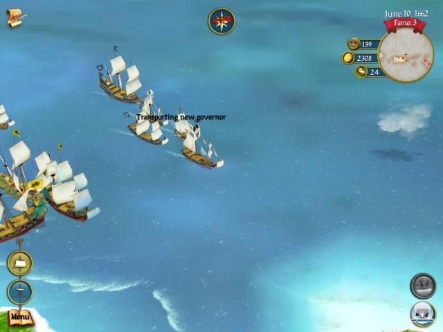 Screenshot - Sid Meier's Pirates! (iPad) 2242169
