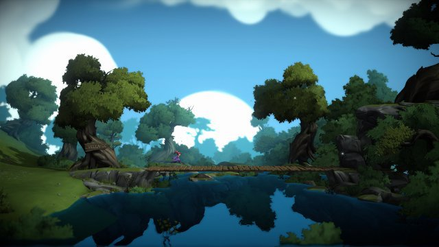 Screenshot - Lost Words: Beyond the Page (PC)