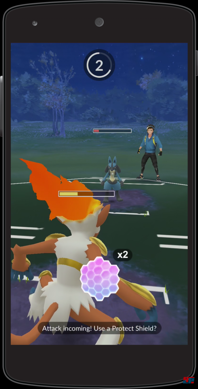 Screenshot - Pokémon GO (Android) 92578865