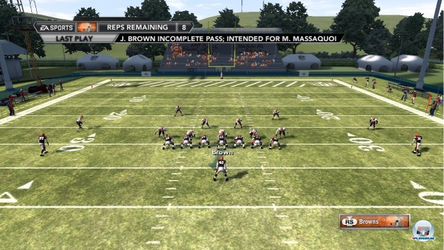 Screenshot - Madden NFL 12 (360)