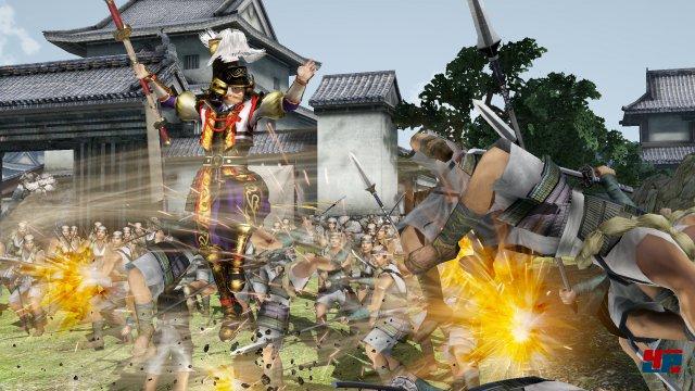 Screenshot - Samurai Warriors 4 (PlayStation4) 92492898
