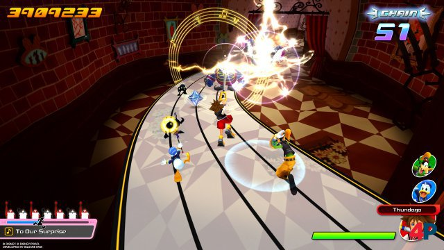 Screenshot - Kingdom Hearts Melody of Memory (PS4)