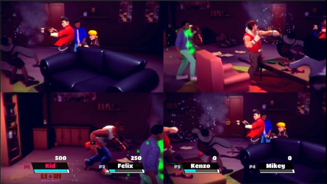 Screenshot - Mad Streets (PC, XboxOne)