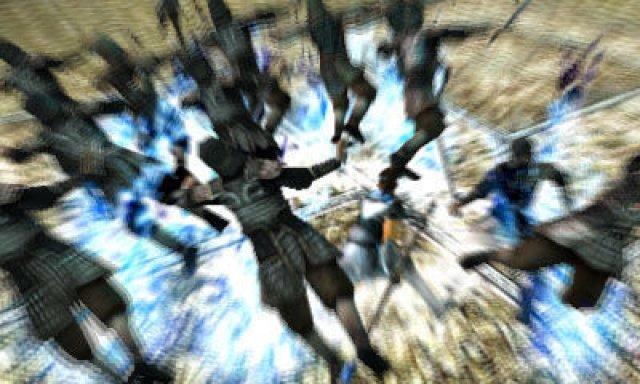 Screenshot - Dynasty Warriors VS (3DS) 2302922
