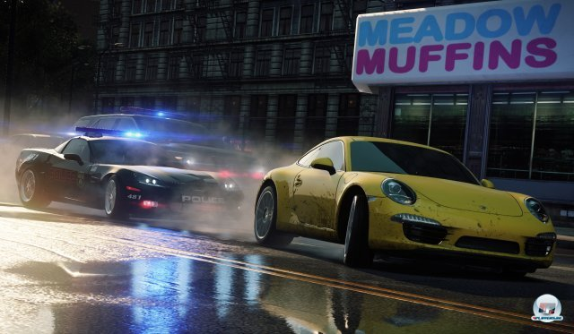 Screenshot - Need for Speed: Most Wanted (PlayStation3) 2364942