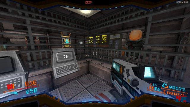 Screenshot - STRAFE (PC)