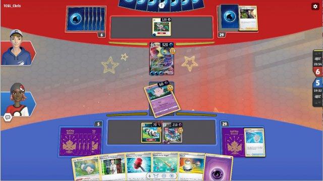 Screenshot - Pokémon-Sammelkartenspiel-Live (Android, iPad, iPhone, PC)