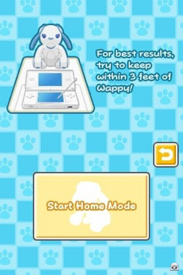 Screenshot - Wappy Dog (NDS) 2254122
