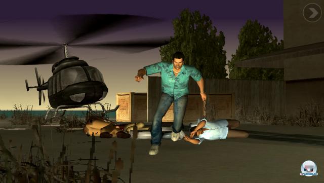 Screenshot - Grand Theft Auto: Vice City (iPhone) 92430487