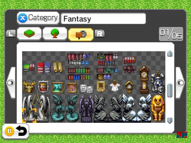 Screenshot - RPG Maker Fes (3DS) 92543983