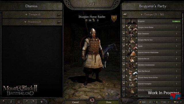 Screenshot - Mount & Blade 2: Bannerlord (PC) 92572022