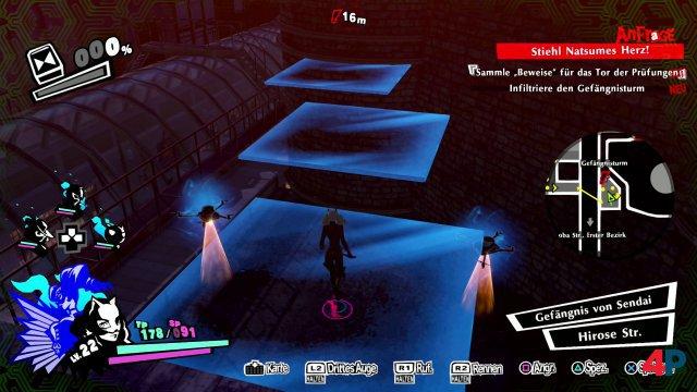 Screenshot - Persona 5 Strikers (PS4) 92634851
