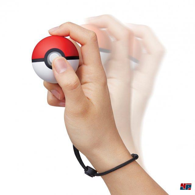 Screenshot - Pokémon Let's Go,Pikachu! & Let's Go, Evoli! (Switch) 92566031