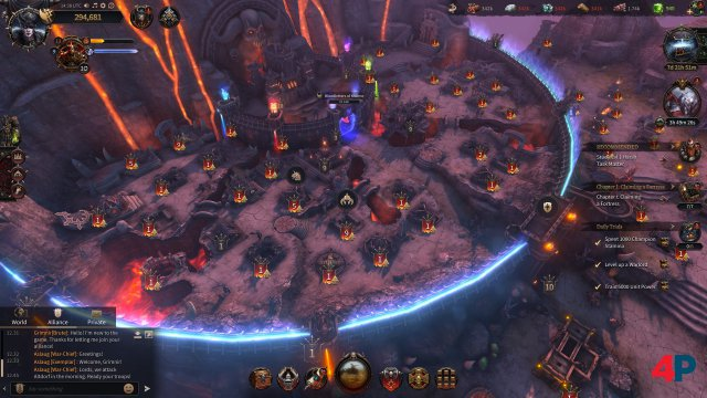 Screenshot - Warhammer: Chaos & Conquest (PC) 92600670