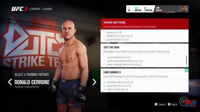 Screenshot - EA Sports UFC 3 (PS4) 92558985