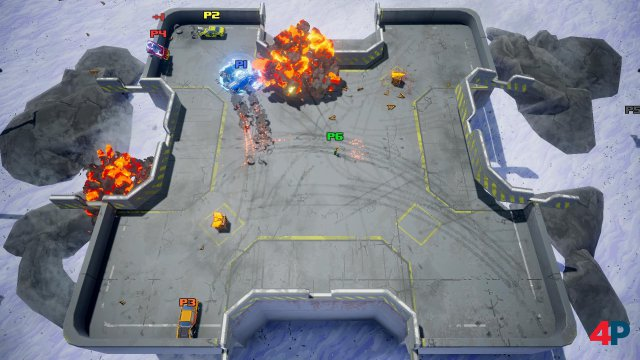 Screenshot - Thunder Rally (PC) 92610226