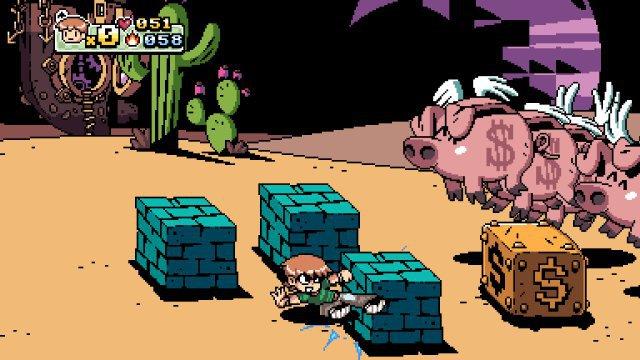 Screenshot - Scott Pilgrim vs. the World: Das Spiel (PS4) 92632640