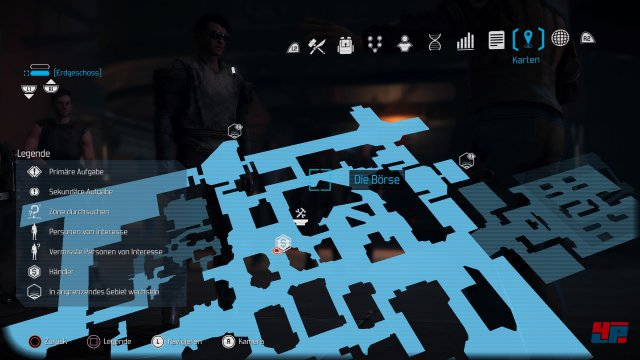 Screenshot - The Technomancer (PS4) 92528807