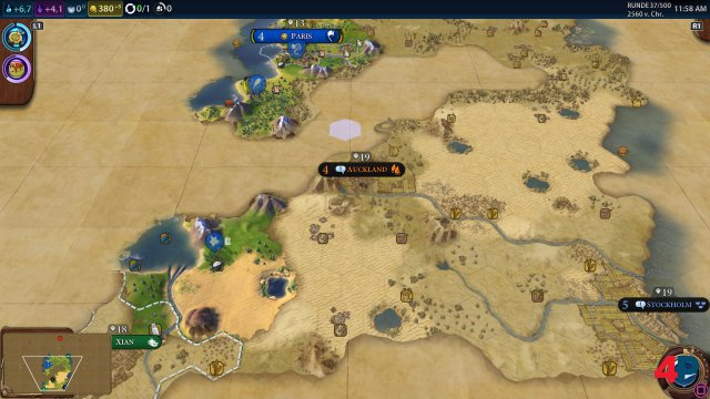 Screenshot - Civilization 6 (PS4) 92600762