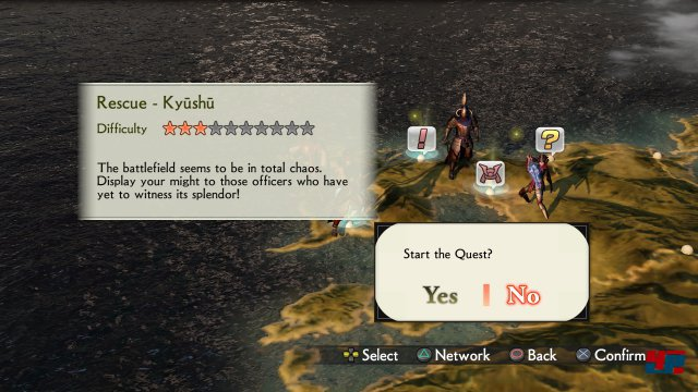 Screenshot - Samurai Warriors 4 (PlayStation4) 92492887