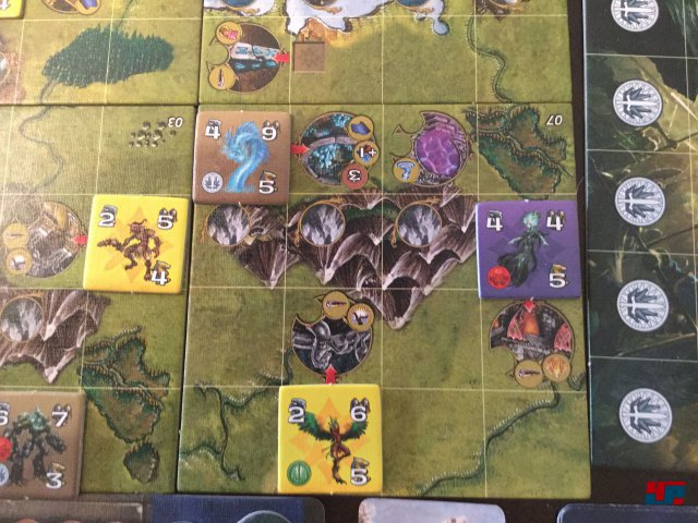 Screenshot - Might & Magic Heroes - Das Brettspiel (Spielkultur) 92498482