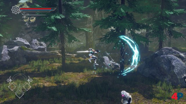 Screenshot - AeternoBlade 2 (PC) 92588500