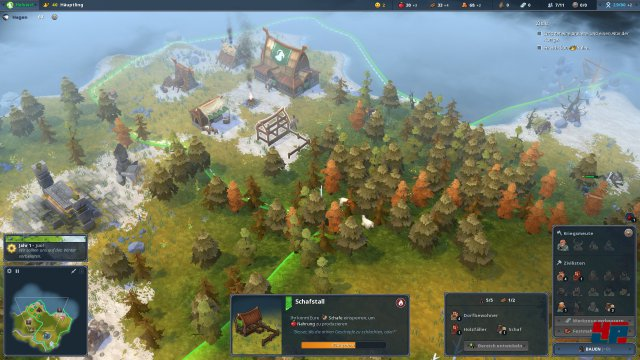 Screenshot - Northgard (PC) 92561187