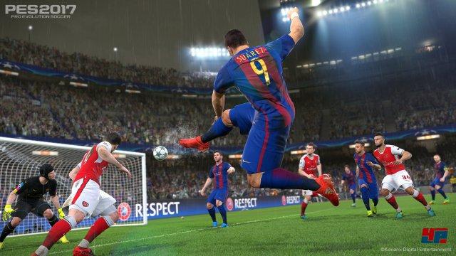 Screenshot - Pro Evolution Soccer 2017 (PC) 92529987