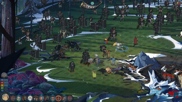 Screenshot - The Banner Saga 2 (PC) 92522830