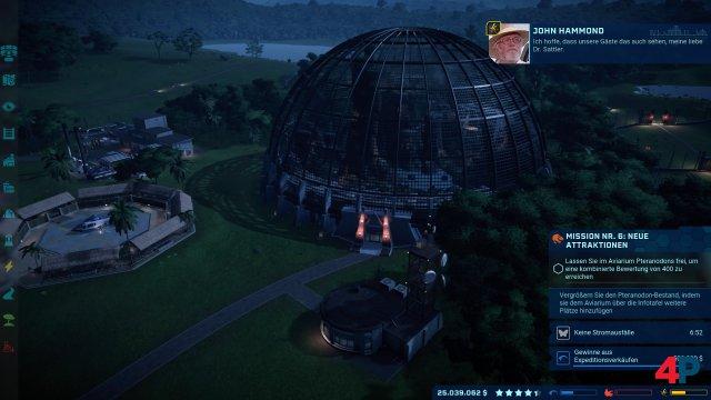Screenshot - Jurassic World Evolution: Return to Jurassic Park (PC) 92603292