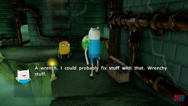 Screenshot - Adventure Time: Finn and Jake Investigations (360) 92503488
