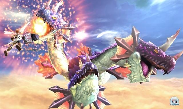 <b> Kid Icarus: Uprising </b><br><br>Für den 3DS sind ebenfalls frische Genre-Vertreter in der Mache. Neben einem Remake des Super-Nintendo-Klassikers StarFox legt Nintendo auch Kid Icarus neu auf: Der für das diesjährige Weihnachtsgeschäft geplante Nachfolger mit dem Untertitel Uprising bietet allerdings komplett neue Levels. 2234734