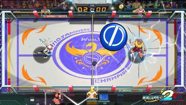 Screenshot - Windjammers 2 (PC)