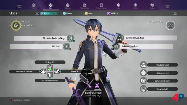 Screenshot - Sword Art Online: Alicization Lycoris (PS4) 92620134