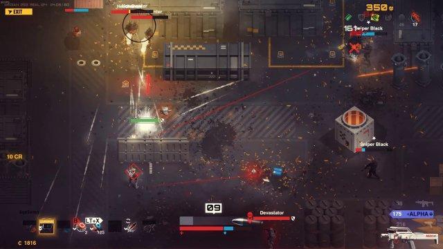 Screenshot - Synthetik: Ultimate (PC)