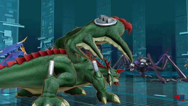 Screenshot - Digimon Story: Cyber Sleuth - Hacker's Memory (PS4) 92549674