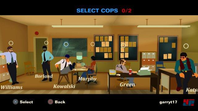 Screenshot - LA Cops (PlayStation4)