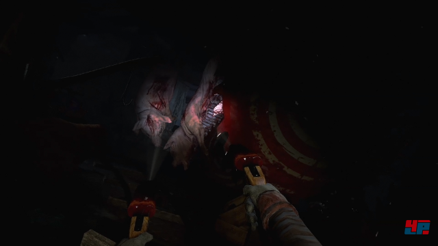 Screenshot - Until Dawn: Rush of Blood (PS4)