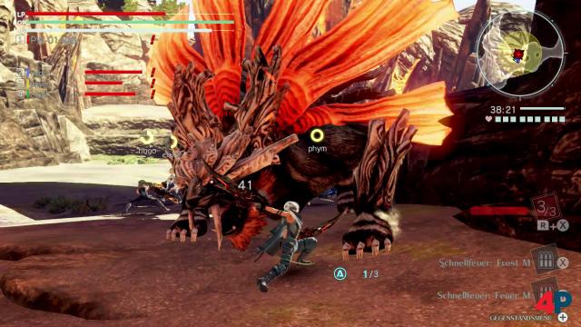 Screenshot - God Eater 3 (Switch) 92593461
