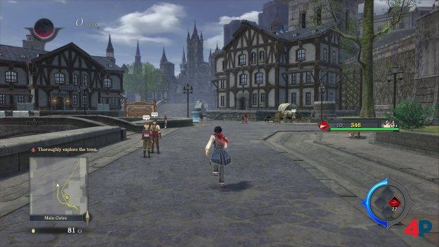 Screenshot - Ys 9: Monstrum Nox (PS4) 92633997