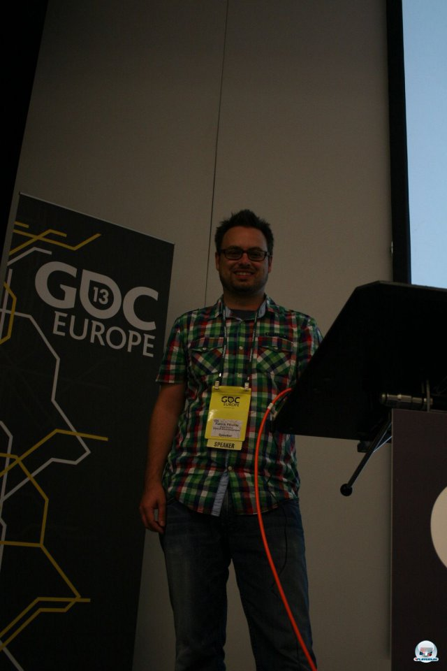 Screenshot - Game Developers Conference Europe 2013 (360)
