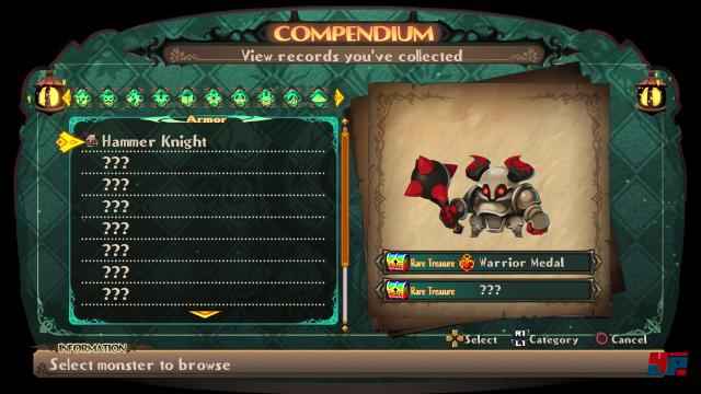Screenshot - Lapis x Labyrinth (PS4) 92588406
