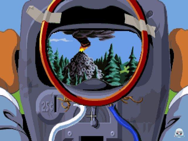 Screenshot - Sam & Max Hit the Road (PC) 92431802